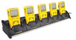 Chargeur multi-ports 5 unités pour GasAlert Microclip X3 ou XL