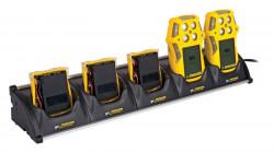Chargeur multi-ports 5 unités pour GasAlert Quattro