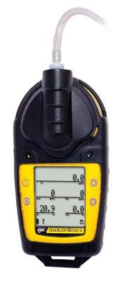 Coque pour GasAlert Micro 5 avec pompe