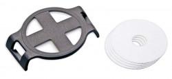 Kit 5 filtres auxiliaires avec adaptateur pour Microclip X3 ou XL