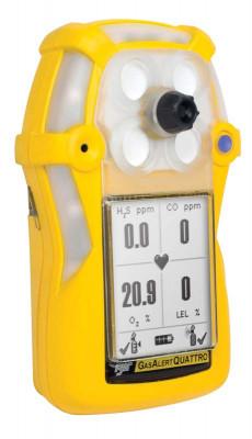 Kit 5 filtres auxiliaires avec adaptateur pour GasAlert Quattro