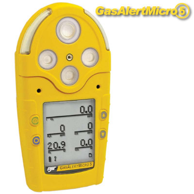 Micro5 - 5 Gaz Toxiques
