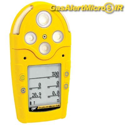 Micro5 IR 4-Gaz + CO2