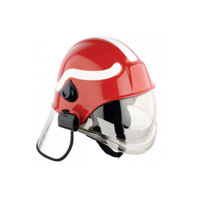 CASQUE ROUGE COMPACT NEW