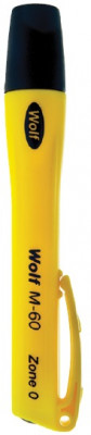 TORCHE MINI M 60 ATEX ZONE 0/3 PILES