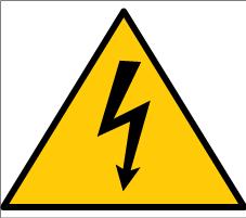 PANNEAU DANGER ELECTRIQUE